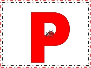 Spring and Summer Ladybug Song And Posters S-P-O-T-S Was His Name-O
