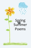 Poetry eBook Spring and Summer poems from Public Domain