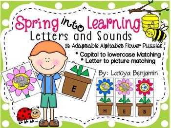 Spring beginning sounds & capital to lowercase matching li