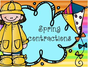 Spring contractions