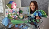 Spring craft for kids SUPER SALE pack and FREE photosynthesis lesson