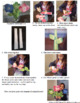 Spring craft for kids flower windmills and FREE photosynth