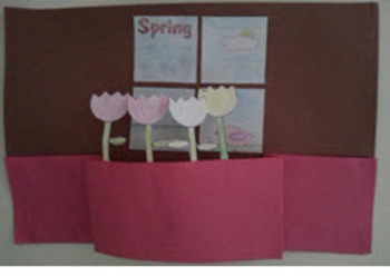 Spring crafts and prompts