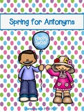 Spring for Antonyms