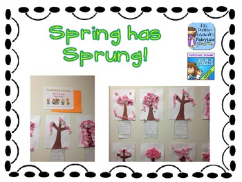 Spring has Sprung Craft