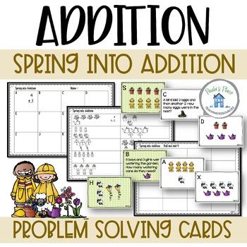 Spring into Addition K-1