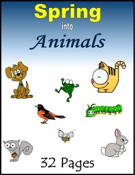 Spring into Animals