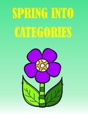 Spring into Categories!