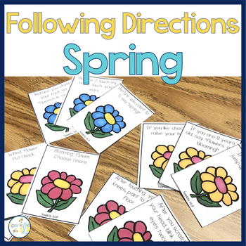 Following Directions Temporal and Conditional:  Spring int