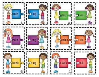 Spring into ELA: A 2nd Grade ELA Spring Activity Pack
