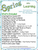 Spring Centers for Math and Literacy ~ Spring into Learning