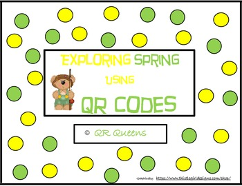 Spring into Fun with QR codes
