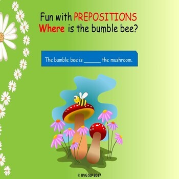 Spring into Language: Prepositions, Plurals, and Pronouns
