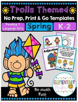 Spring into Learning with the Trolls
