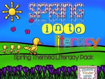 Spring into Literacy