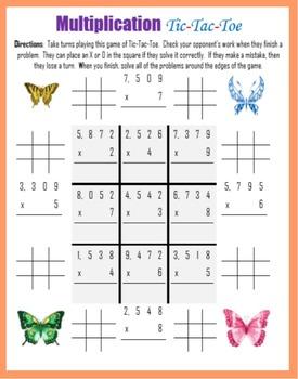 Spring into Multi-digit Multiplication