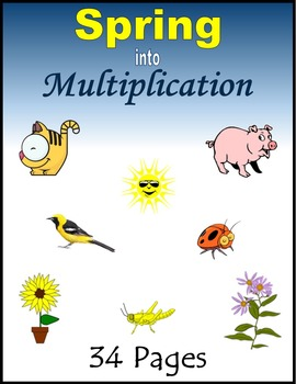 Spring into Multiplication