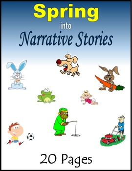 Spring into Narrative Stories
