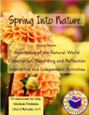Spring into Nature Activity Pack