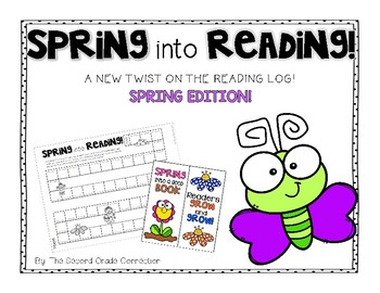 Spring into Reading: A New Twist on the Reading Log