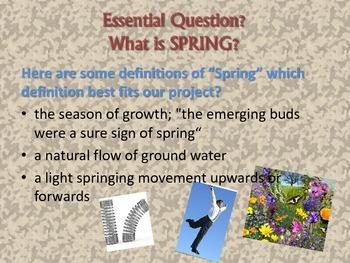 Spring into Spring!