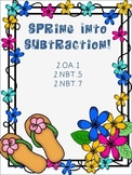 Spring into Subtraction