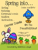 Spring into... Centers!