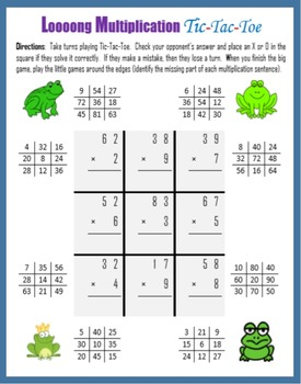 Spring into Tic-Tac-Toe