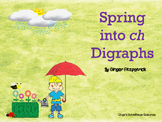 Spring into ch Digraphs Board Game
