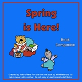 Spring is Here Story Companion
