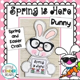 Spring is Here!  Bunny Craft