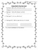 Spring is Here! Text Dependent Questions and Close Reading Worksheet