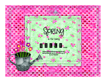 Spring is for being Silly: Homework FREEBIE