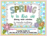 Spring is in the Air {10 Literacy Center Activities}