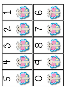 Spring is in the Air!!! Place Value Game