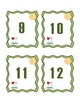 Spring numeral cards with assessment