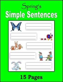 Spring's Simple Sentences