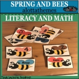 Spring theme-BEES kindergarten