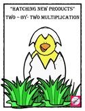 Spring-themed Multiplying Two-by Two-Digits