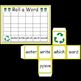 Spring themed Roll a Word Worksheets (Earth Day, St Patrick's Day)