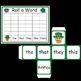 Spring themed Roll a Word Worksheets (Earth Day, St Patric