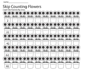 Spring time counting by twos