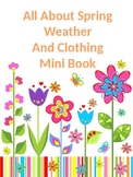Spring weather and clothing Mini Reader