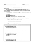 SpringBoard - Grade 10 - Unit 3 - Things Fall Apart - EA2