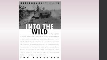 SpringBoard Grade 11 Lesson 4.8: Into the Wild Introduction
