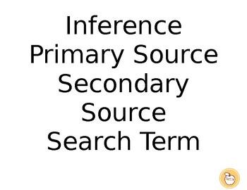 SpringBoard Level 2 Academic Vocabulary