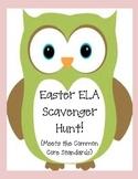 Spring/Easter ELA Common Core Scavenger Hunt
