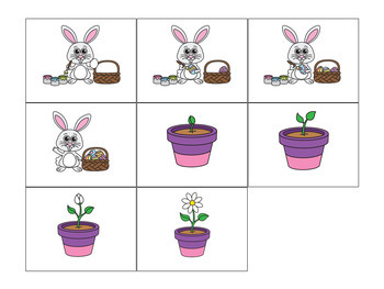Sequencing Activities- Spring Themed Differentiated Centers
