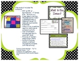 Springboard - 7th Grade ELA - Activity 2.2 (text features & author's purpose)