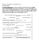 Springboard Grade 10 Discussion Questions, Comparison Chart, and Paragraph Frame